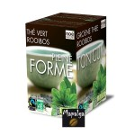Infusion PLEINE FORME - THE VERT  ROOIBOS - NOE NATURE