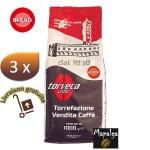 3 x Café grain Blend - 1 Kg - TORVECA