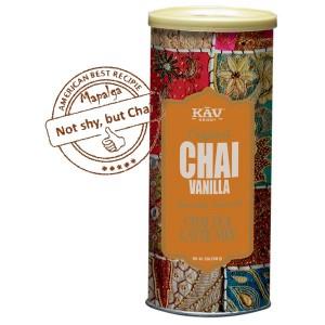 Chai latte Vanilla 340g - KAV AMERICA