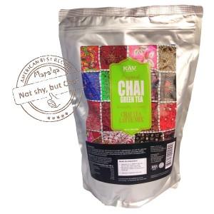 Chai latte version thé vert 1.8 Kg - KAV AMERICA
