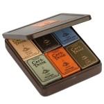 Boîte métal de 18 mini-tablettes CAFE TASSE