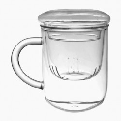 Tisanière en verre 30 cl SEMA