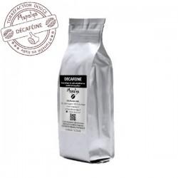 Café grain DECAFEINE - 1 Kg - MAPALGA - DDM dépassée
