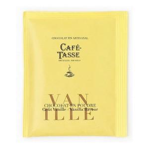 Chocolat en poudre à la vanille - CAFE TASSE 20g