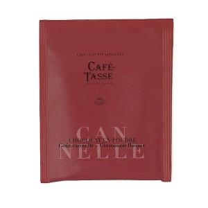 Chocolat en poudre à la cannelle - CAFE TASSE 20g