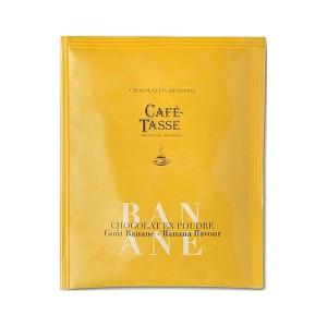 Chocolat en poudre à la Banane - CAFE TASSE 20g