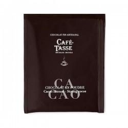 Chocolat en poudre goût intense - CAFE TASSE 20g