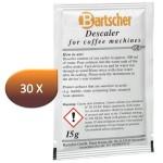 Détartrant sachet poudre pour machine à café x 30 pièces BARTSCHER