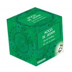 Thé vert NOCES DE JASMIN LOMATEA x 20 infusettes pyramides