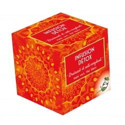 Infusion Detox - LOMATEA x 20 infusettes pyramides