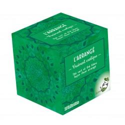 Thé vert  L'arrangé LOMATEA x 20 infusettes pyramides