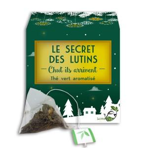 Thé vert Le Secret Des Lutins LOMATEA x 20 infusettes