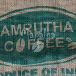 Sac de café vide en toile de jute Inde AMRUTHA