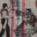 Sac de café vide en toile de Sisal  - Huila Supremo  San Miguel