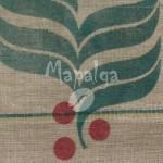 Sac de café vide en toile de jute - Guaxupe - Bresil