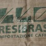 Sac de café vide en toile de jute - JHSVCYFX