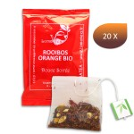 Rooibos Orange BIO LOMATEA x 20 infusettes individuelles