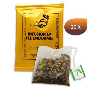 Infusion La Fée endormie- LOMATEA x 20 infusettes individuelles