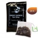 Thé noir ORIENT EXPRESS LOMATEA x 20 infusettes individuelles