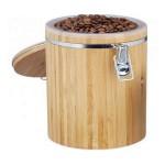 Boite rangement café grain Bambou MAPALGA