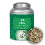 Thé vert LUNG CHING LOMATEA Boîte métal (100g)