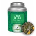 Thé vert LE SECRET DE MALO LOMATEA Boîte métal (100g)