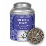 Thé noir Darjeeling Sungma TGFOP first Flush LOMATEA Boîte métal (100g)