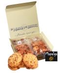 Cookies aux éclats de caramel d'isigny 550 g  - MAISON DU BISCUIT