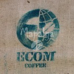Sac de café vide en toile de jute - ECOM Coffee