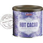 Chocolat en poudre Hot Cacao VANILLA 340g - KAV AMERICA