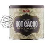 Chocolat blanc poudre 340g - KAV AMERICA