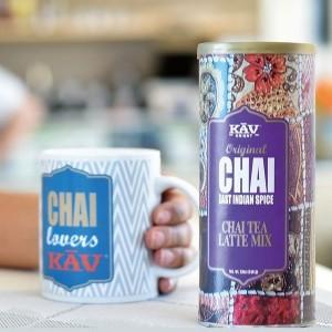 Lot boite Chaï latte + Mug Chaï lovers