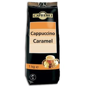 Café Cappuccino Caramel 1Kg Caprimo