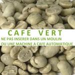 Café vert pure Origine NICARAGUA MATAGALPA MAPALGA 250 g