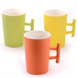 Mug 300 ml Lucina Vert, jaune ou orange CHACULT