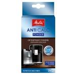 Détartrant en poudre ANTI CALC pour machine espresso automatique MELITTA