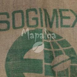 Sac de café vide en toile de jute - SOGIMEX