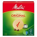 Filtres à café brun rond MELITTA N°1