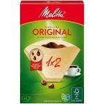 FILTRES A CAFE MELITTA FSC LABEL 1X2 / 40