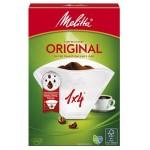 Filtres à café MELITT ORIGINAL 1X4  100 unités