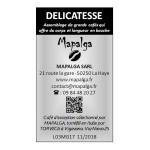 Café DELICATESSE mélange de grands cafés 80-20 moulu 250g DLUO DEPASSEE