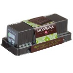 Réglette 24 carrés de chocolat noir origine Tanzanie  95g MONBANA
