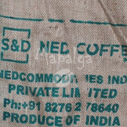 Sac de café vide en toile de jute - NEDCOFFEE INDIA