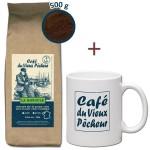 RECHARGE Café moulu LA BISTOULE 500g - CAFÉ DU VIEUX PÊCHEUR