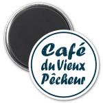 Magnet Café du Vieux Pêcheur