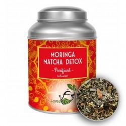 Infusion Moringa Macha Detox LOMATEA VRAC 100g