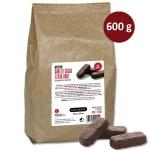 Sachet kraft de sablés CACAO Extra Brut 600g