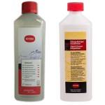 Kit entretien NIVONA détartrant NIRK703 et nettoyant liquide NICC705