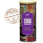 Chai latte East Indian Spices 340g - KAV ORIENT DLUO DEPASSEE