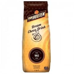 Boisson chocolat Dream choco drink Van Houten VH2 34% cacao 1kg